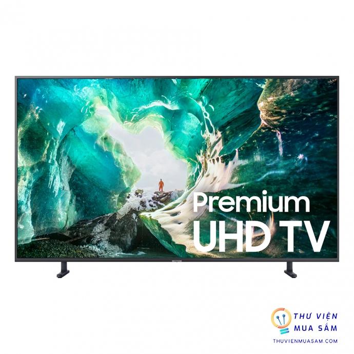 Smart Tivi Samsung 55 inch 4K UHD UA55RU8000KXXV