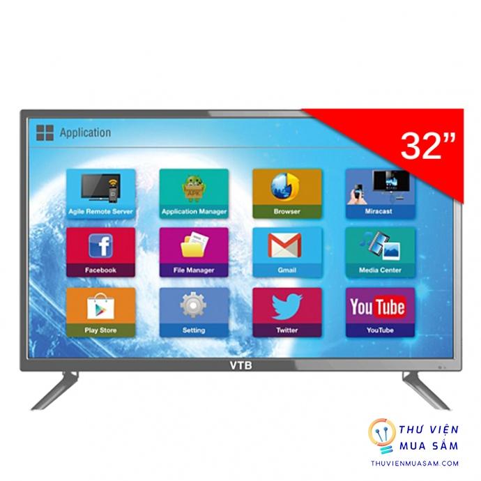 Smart Tivi VTB 32 inch HD LV3275SM
