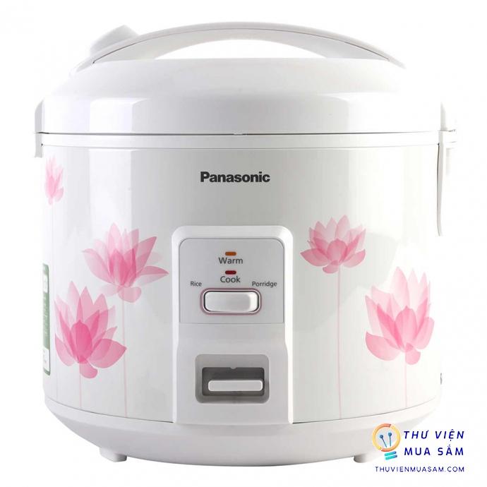 Nồi Cơm Điện Panasonic SR-MVP187HRA (1.8L) - Trắng