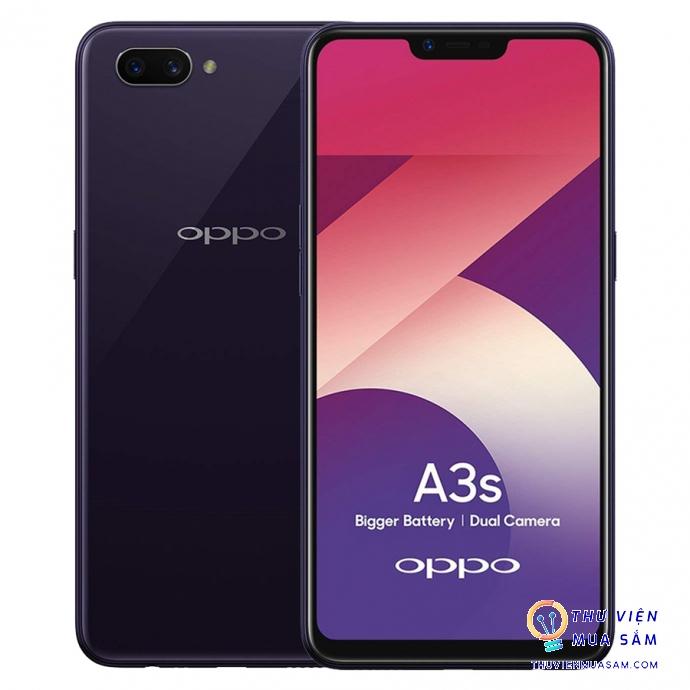 Điện Thoại OPPO A3s (32GB/3GB)